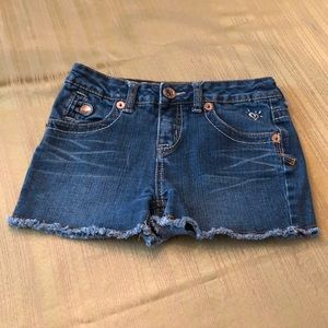 Justice shorts kids 10R